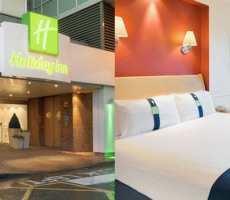 Bilder från hotellet Holiday Inn Edinburgh - nummer 1 av 8