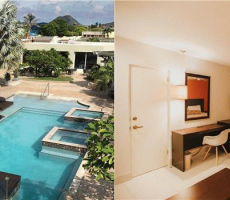 Bilder från hotellet Talk of the Town Hotel and Beach Club - nummer 1 av 14