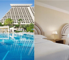 Bilder från hotellet Sheraton Grand Doha Resort & Convention Hotel - nummer 1 av 24