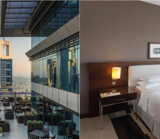Bilder från hotellet Four Points by Sheraton Sheikh Zayed Rd - nummer 1 av 19