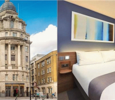 Bilder från hotellet Travelodge London City Road - nummer 1 av 12
