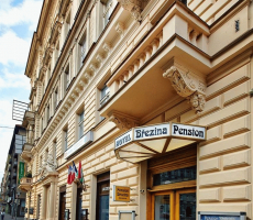 Pension Brezina Prague