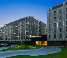 Bilder från hotellet DoubleTree by Hilton Krakow Hotel & Convention Center - nummer 1 av 20