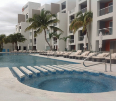 Bilder från hotellet Real Inn Cancun by Camino Real - nummer 1 av 16