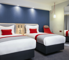 Bilder från hotellet Holiday Inn Express Dublin City Centre - nummer 1 av 20