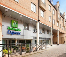 Bilder från hotellet Holiday Inn Express London Hammersmith - nummer 1 av 6