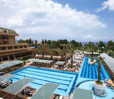 Bilder från hotellet Crystal De Luxe Resort and Spa Kemer - nummer 1 av 36