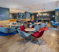Bilder från hotellet Holiday Inn Express London Heathrow T4 - nummer 1 av 25