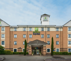 Bilder från hotellet Holiday Inn Express London - Dartford - nummer 1 av 25