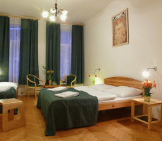 Bilder från hotellet Pension Prague City - nummer 1 av 19