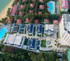 Bilder från hotellet Thien Thanh Resort - nummer 1 av 19