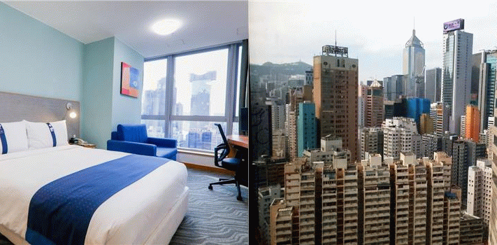 Bilder från hotellet Holiday Inn Express Causeway Bay Hong Kong - nummer 1 av 48