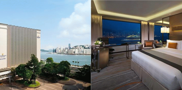 Bilder från hotellet InterContinental Grand Stanford Hong Kong - nummer 1 av 59