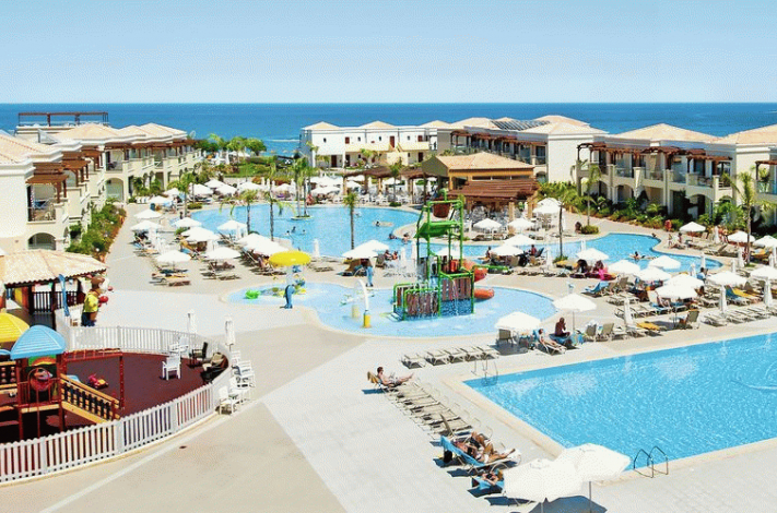 Bilder från hotellet Mythos Beach Resort - nummer 1 av 38
