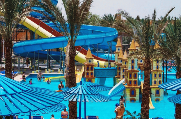 Bilder från hotellet Mirage Bay Resort and Aqua Park (ex Lillyland Beac - nummer 1 av 19