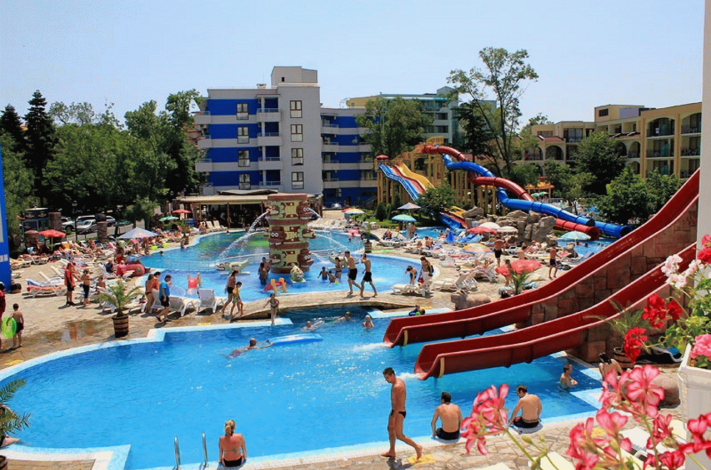 Bilder från hotellet Kuban Resort and Aquapark - nummer 1 av 9
