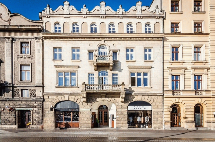 Bilder från hotellet Krakow City Apartments - nummer 1 av 10
