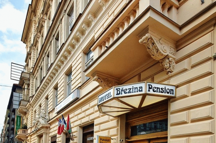 Bilder från hotellet Pension Brezina Prague - nummer 1 av 6