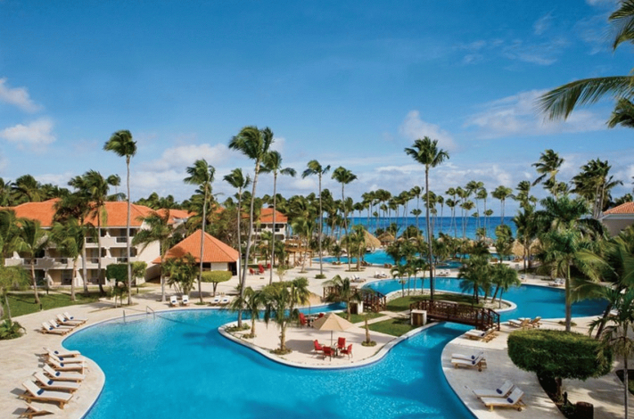 Bilder från hotellet Dreams Palm Beach Punta Cana Luxury - nummer 1 av 18