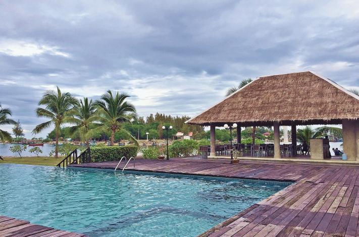 Bilder från hotellet Lawana Escape Beach Resort - nummer 1 av 20